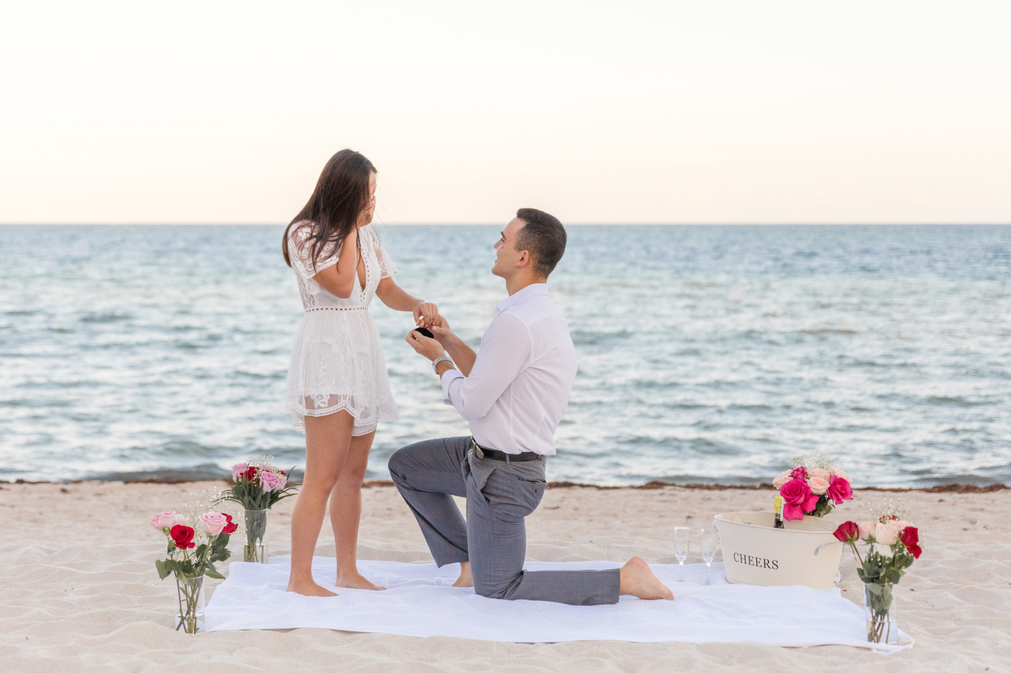 The Marriage Proposal Site » Blog Archive Miami Proposal